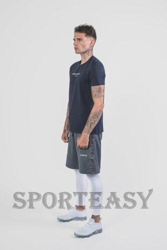 BOXRAW Футболка Chasing Greatness Navy