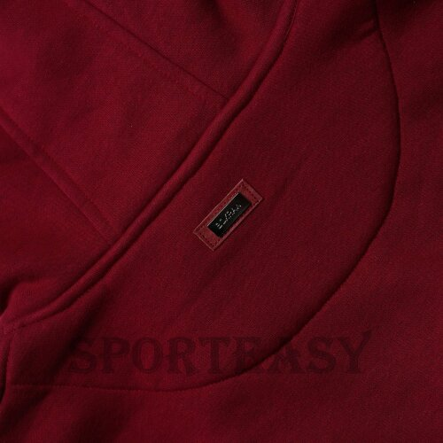 BOXRAW Худи Dempsey Red