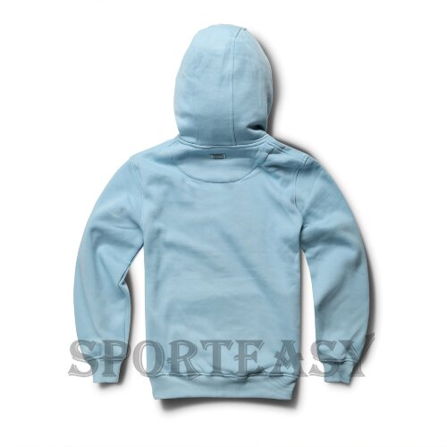 BOXRAW Худи Dempsey Sky Blue