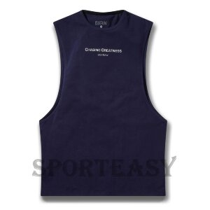 BOXRAW Майка Chasing Greatness Navy